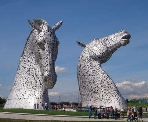 A Guide To: The Kelpies