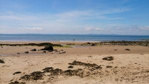 Yellowcraig Beach
