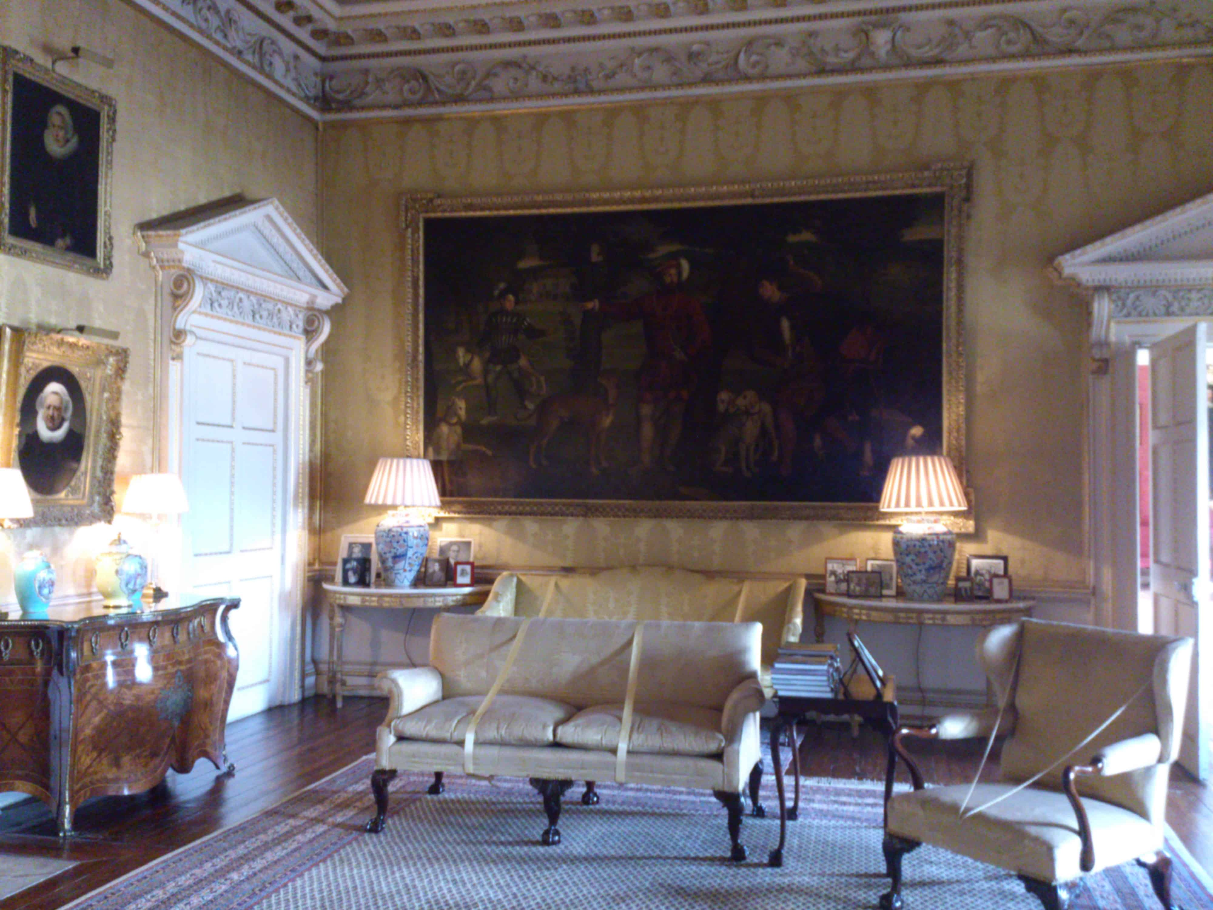 Hopetoun House - Drawing Room