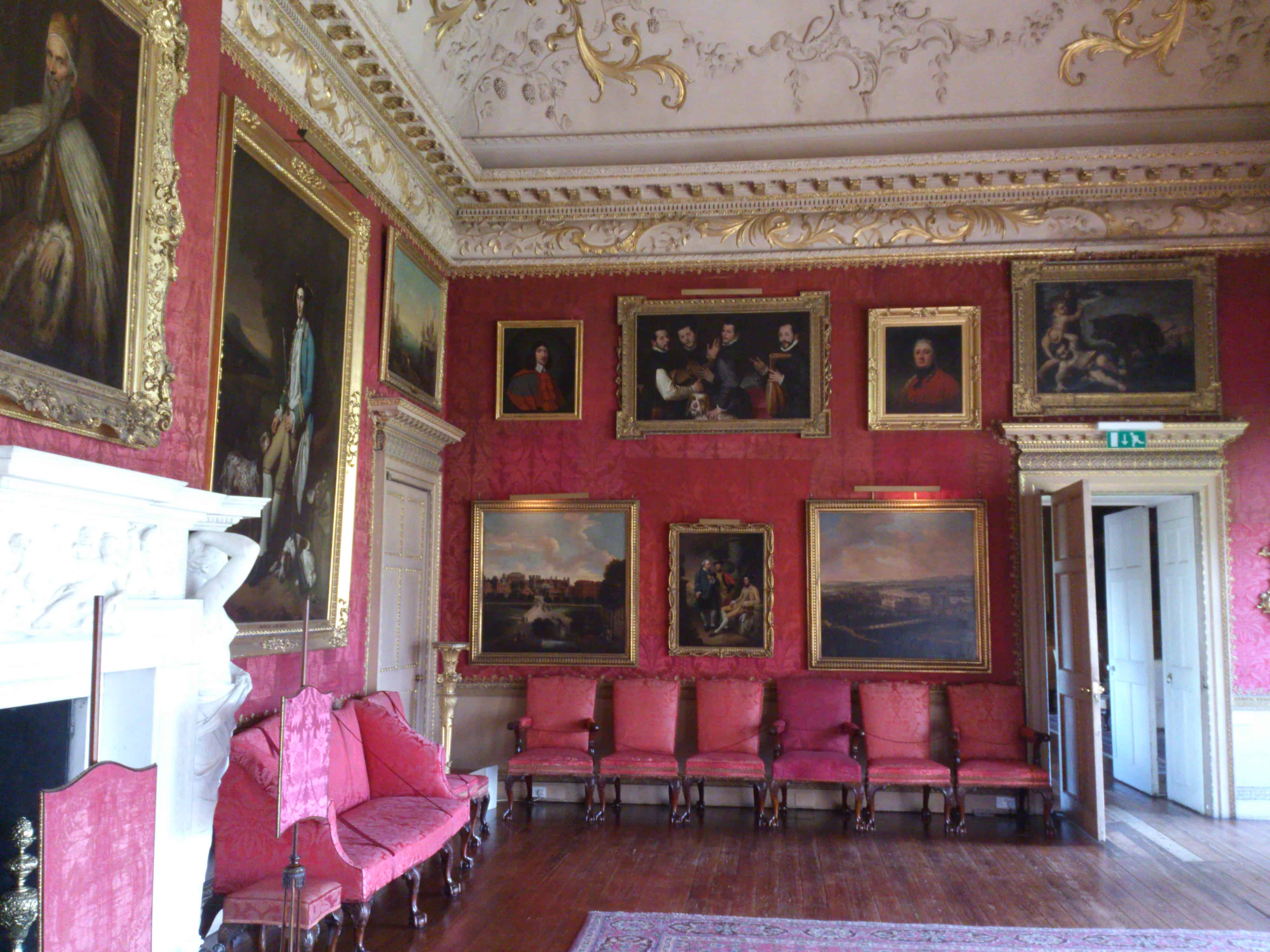 Hopetoun House - Art Collection