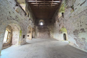 Doune Castle Inside the Great Hall