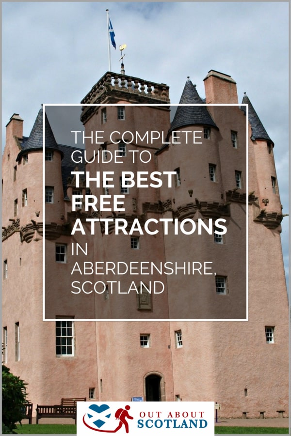 Free Attractions Aberdeenshire