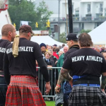 Highland Games Competitors