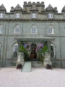 Inverary Castle Entrance