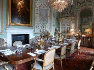 Inverary Castle Dining Room