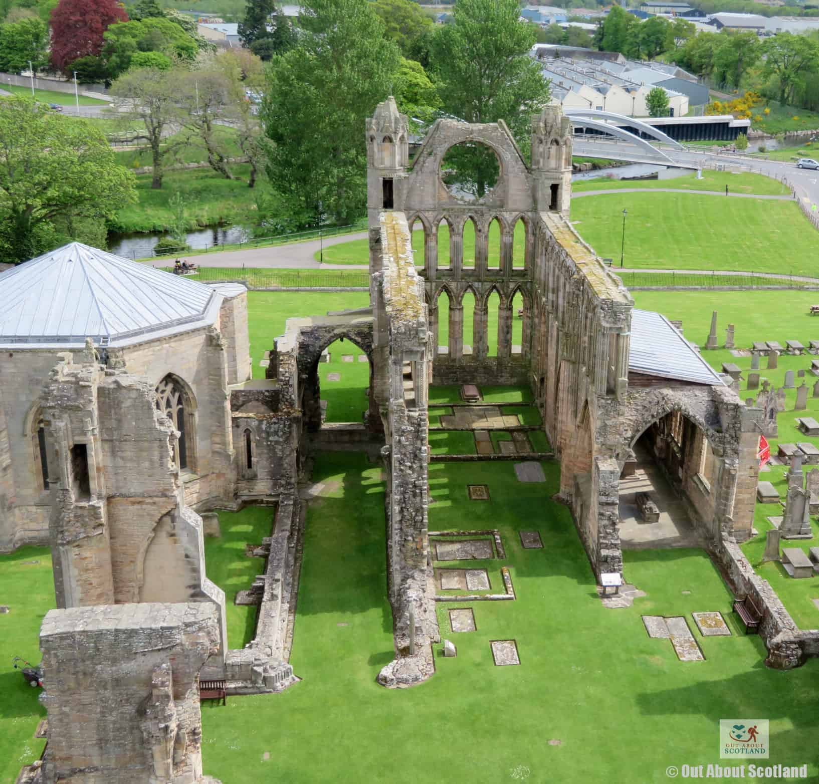 Elgin Cathedral (16 of 18)