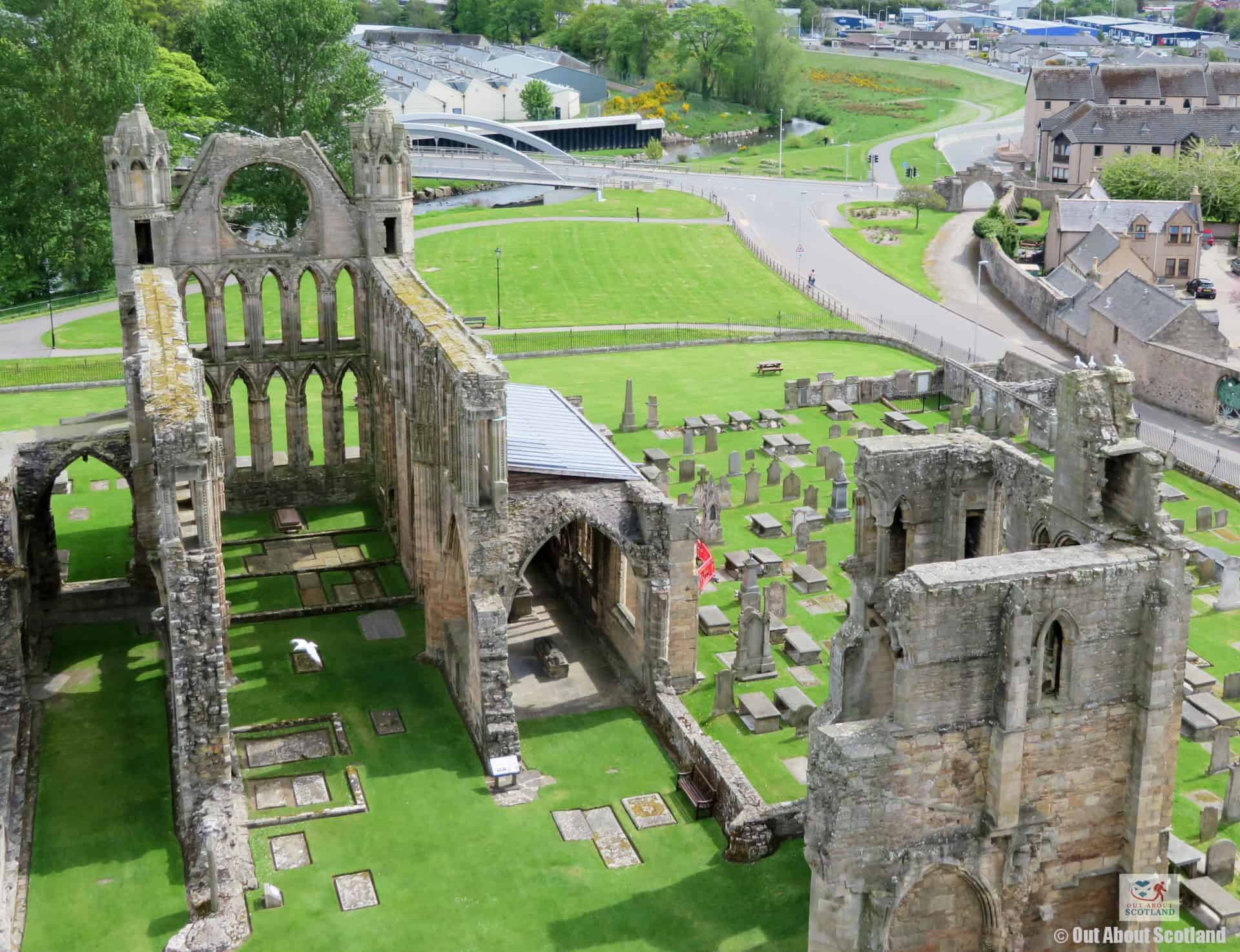 Elgin Cathedral (17 of 18)