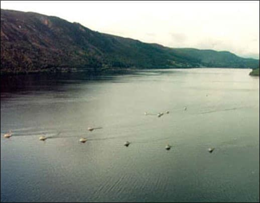 Loch Ness Operation Deepscan