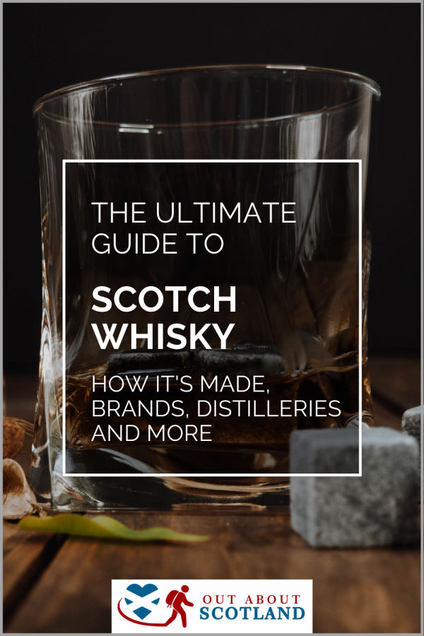 scotch whisky guide pin