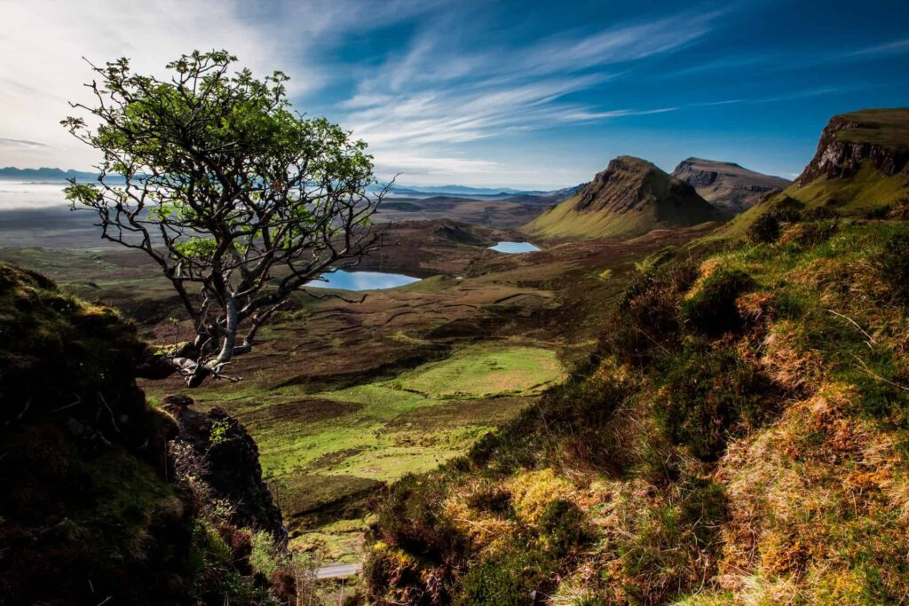 The Quiraing - Isle of Skye 1