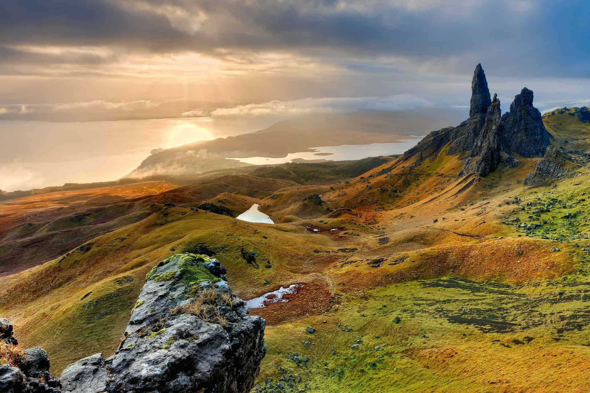 The Quiraing - Isle of Skye 2