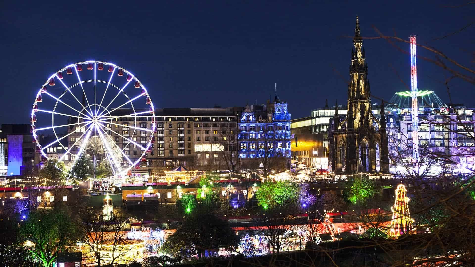 Edinburgh's Christmas 2