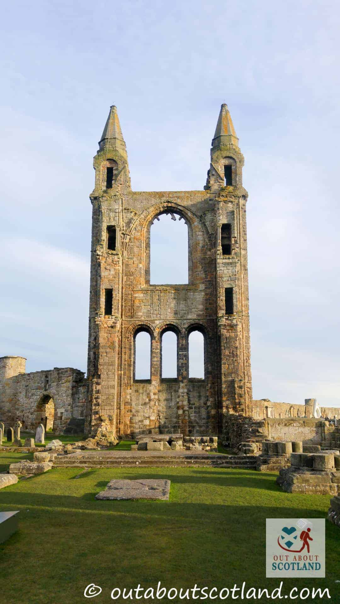 St Andrews Cathedral (2 of 13)
