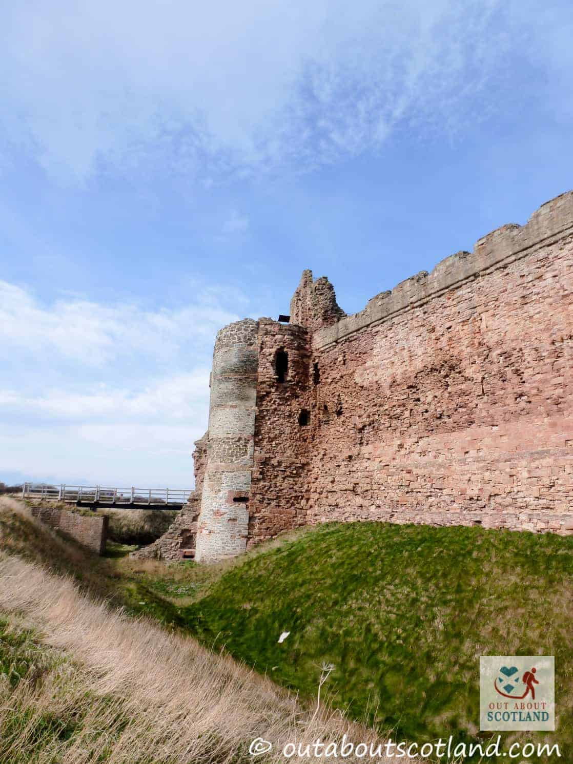 Tantallon Castle (13 of 25)
