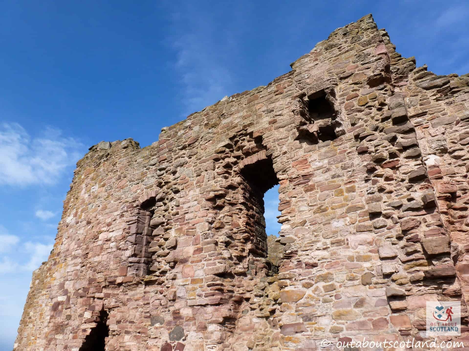 Tantallon Castle (17 of 25)