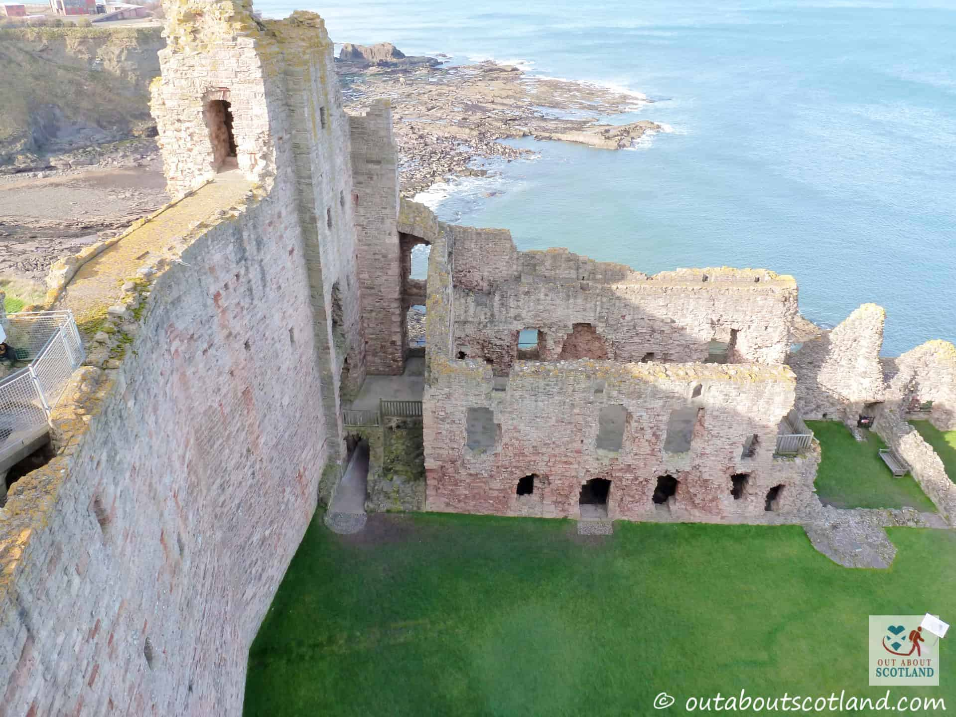 Tantallon Castle (20 of 25)