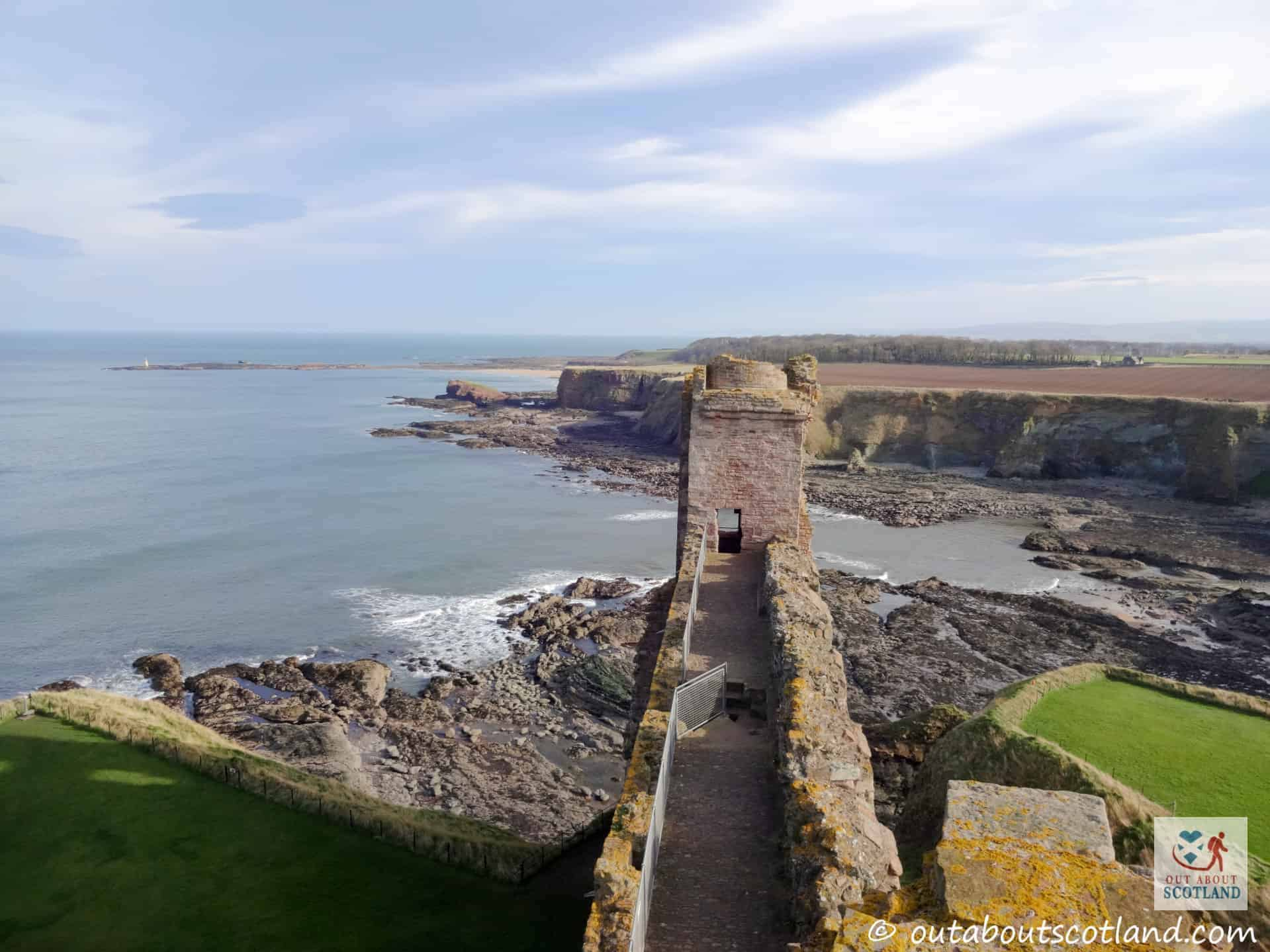 Tantallon Castle (7 of 25)