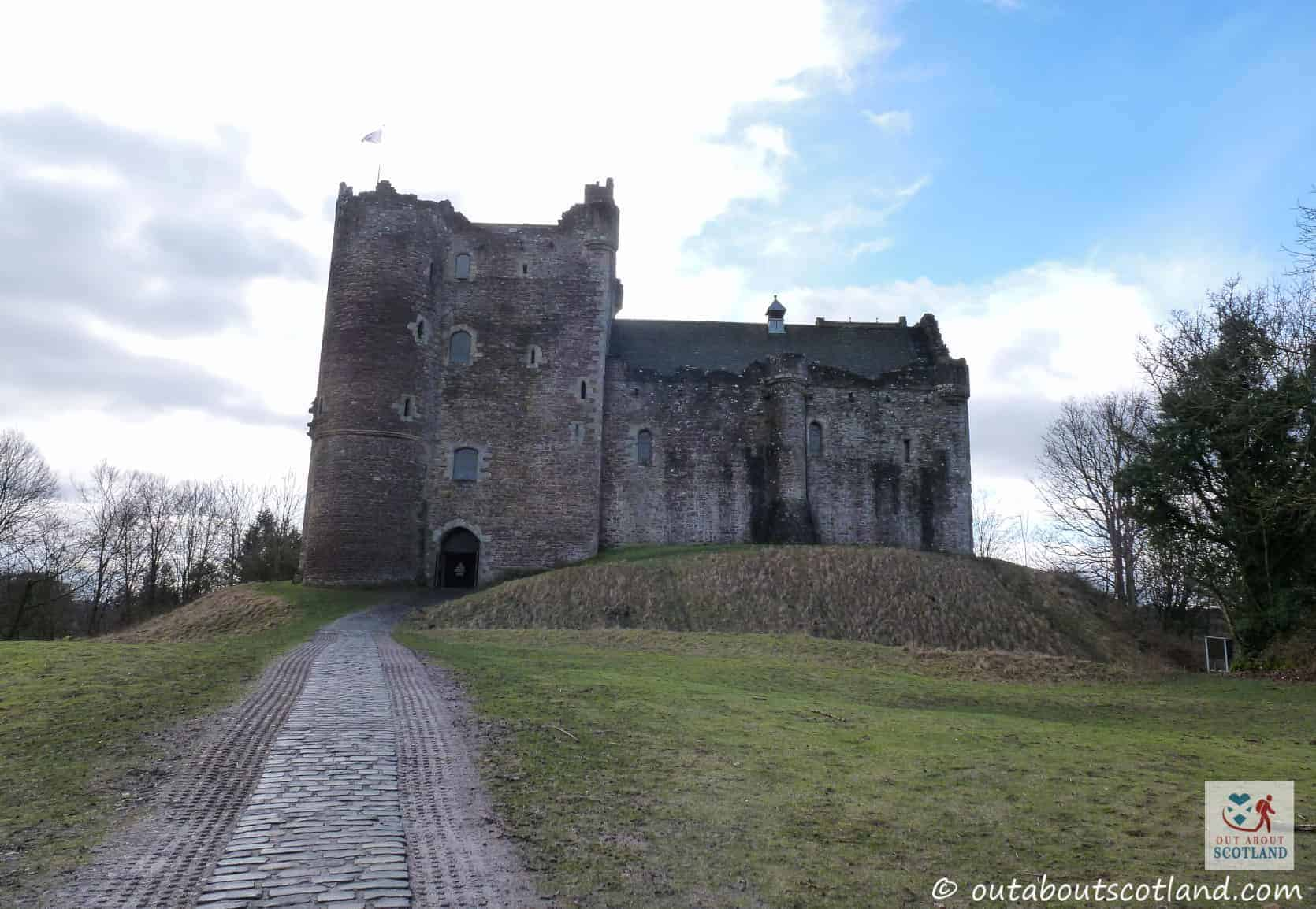 Doune Castle (1 of 7)