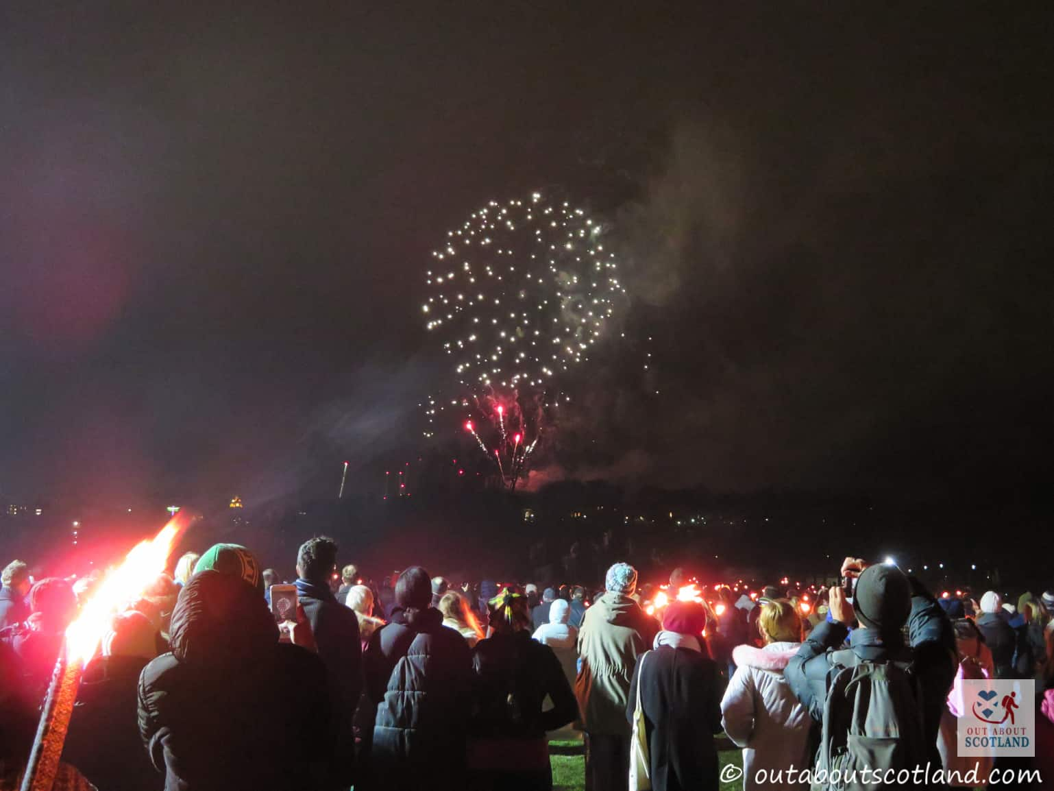 Edinburgh's Hogmanay Torchlight Procession (13 of 13)