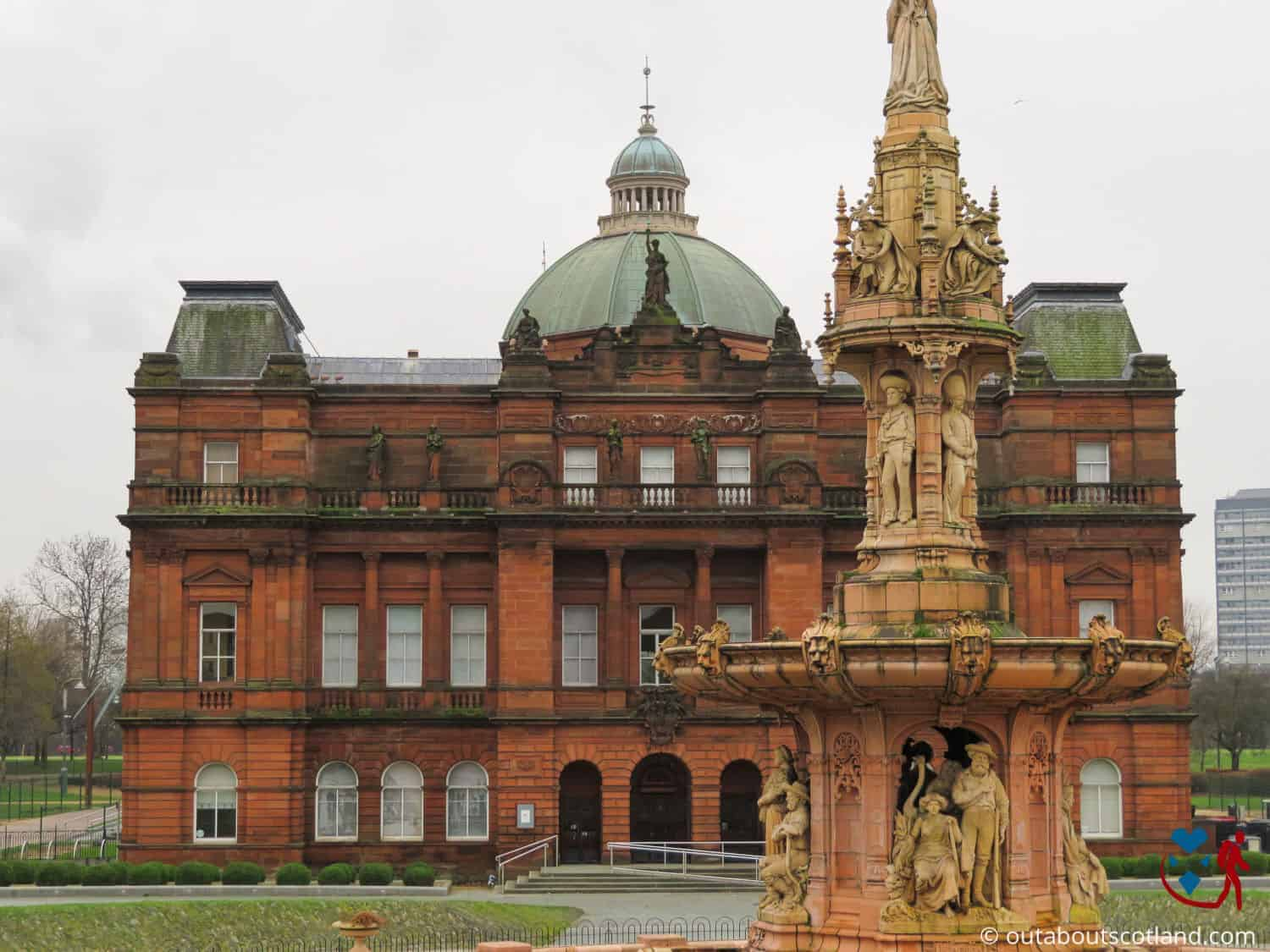 Glasgow Green and The People's Palace