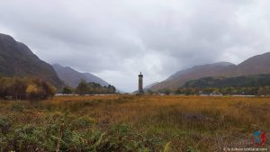 The Glenfinnan Monument (1 of 5)
