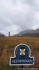 The Glenfinnan Monument (2 of 5)