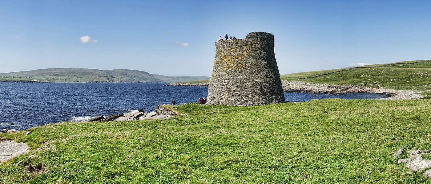 Broch of Mousa