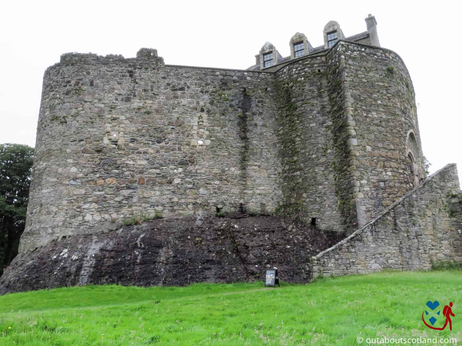 Dunstaffnage Castle (1 of 18)