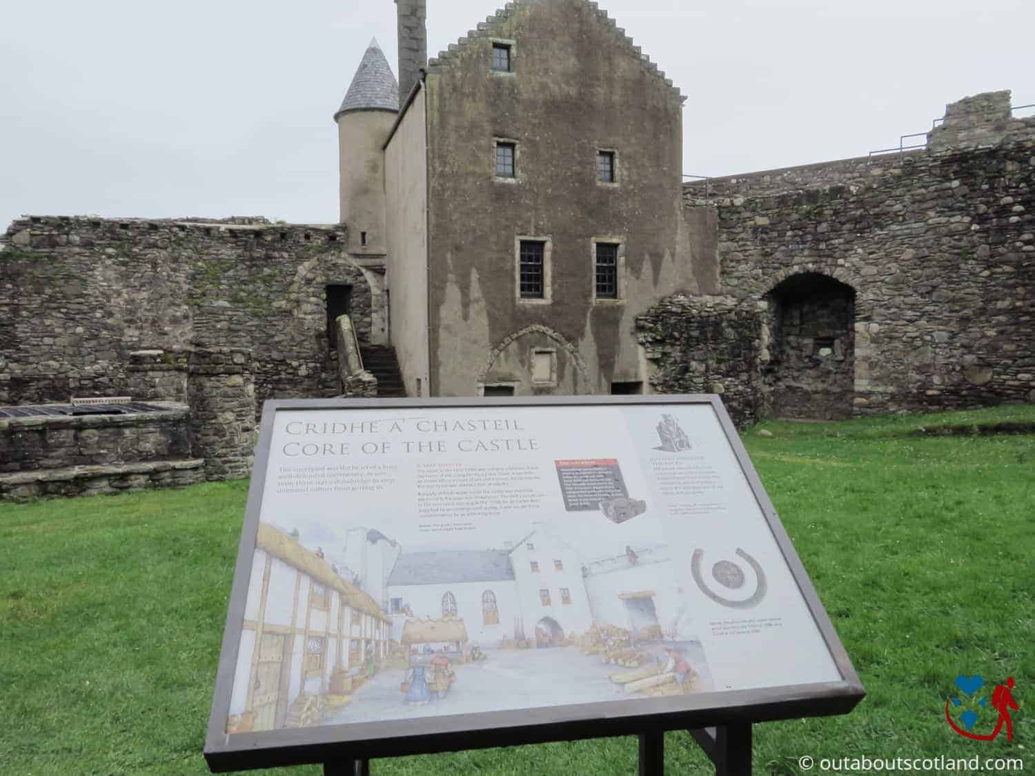 Dunstaffnage Castle (11 of 18)