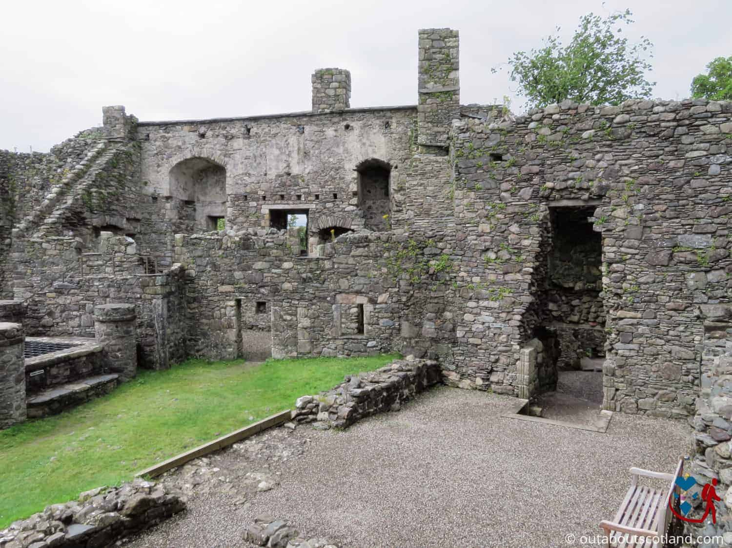 Dunstaffnage Castle (13 of 18)