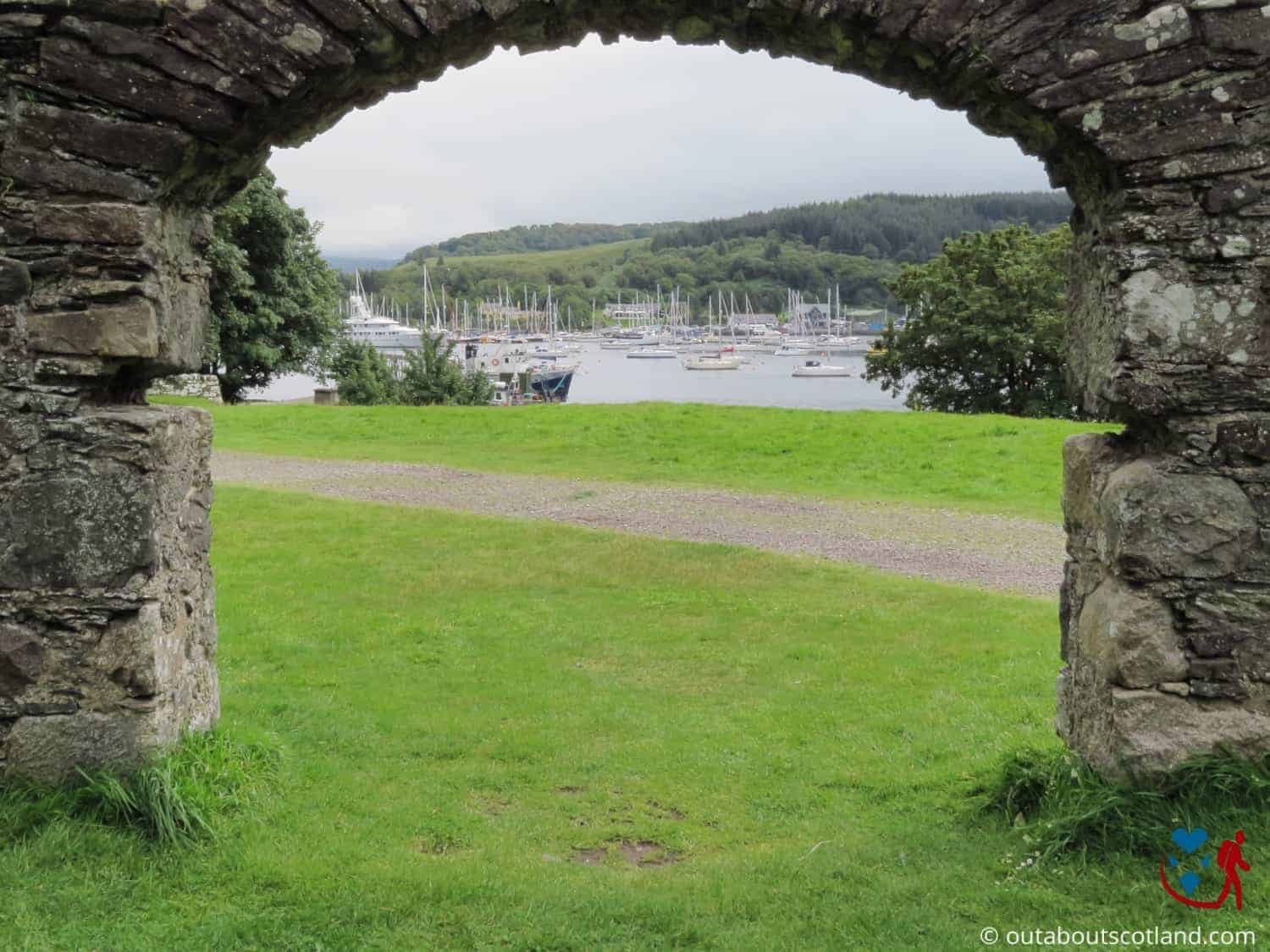 Dunstaffnage Castle (17 of 18)