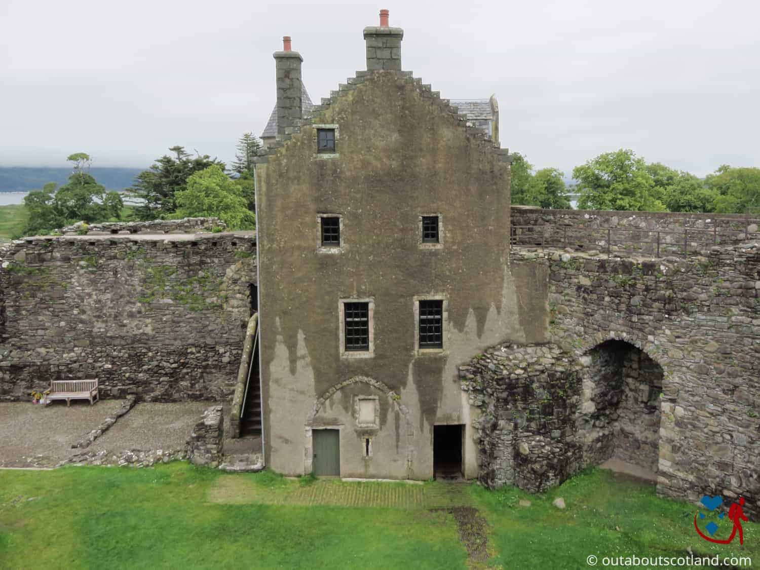 Dunstaffnage Castle (8 of 18)