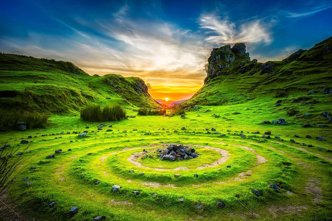 skye fairy rings
