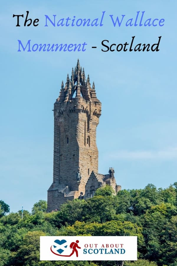 The National Wallace Monument - Scotland Pinterest