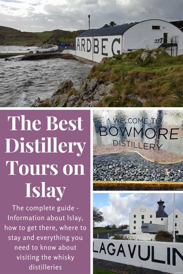 Islay whisky distilleries