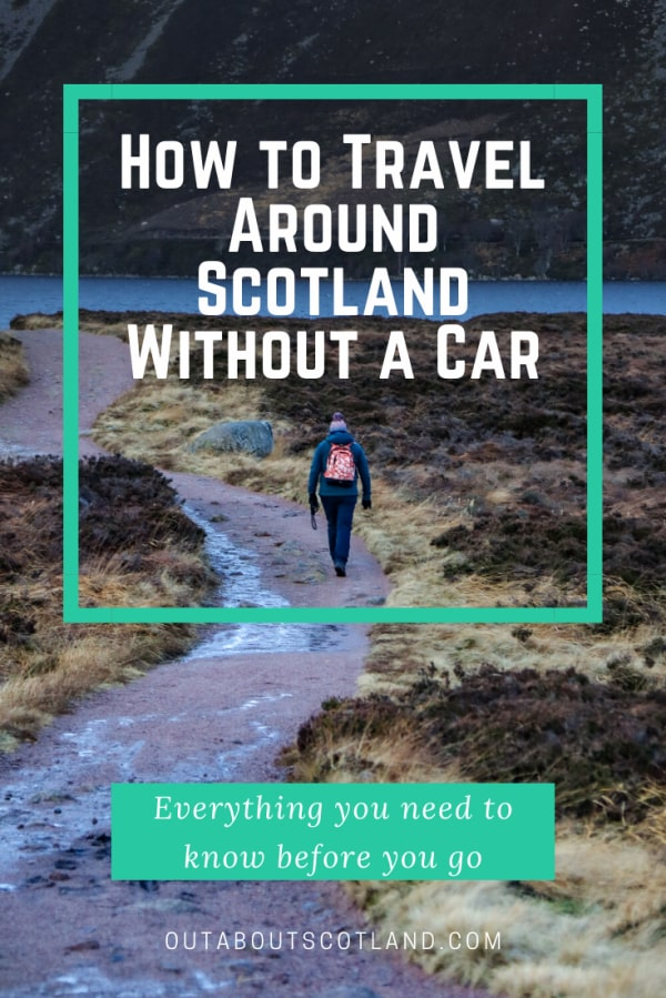 Travel Scotland Without Car Pinterest