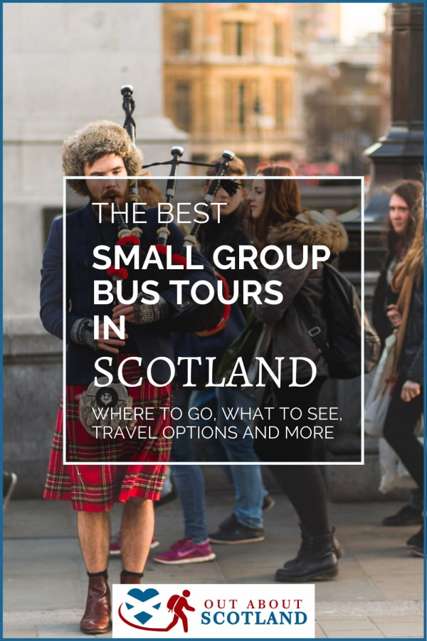 small group tours pin