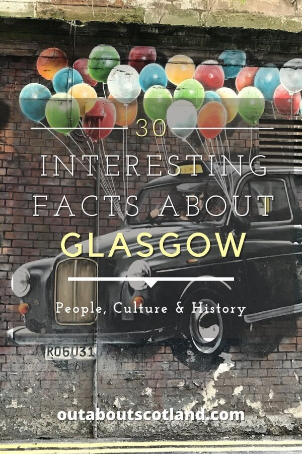 Glasgow 30 Facts
